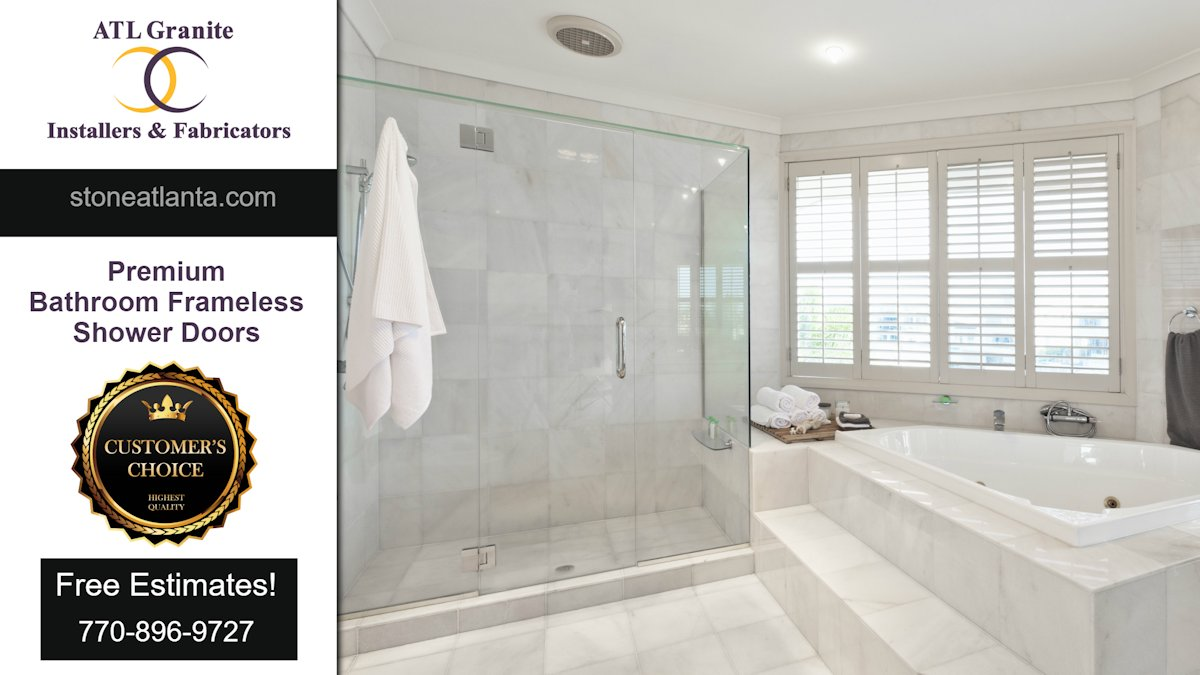 stone-atlanta-bathroom-frameless-shower-glass-doors-atl-granite-installers