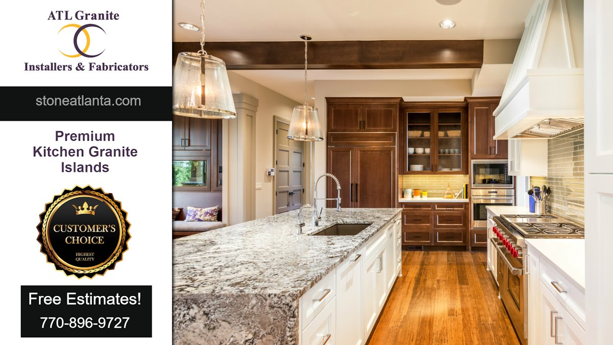 Attrayant In An Industry Saturated With Home Remodeling Contractors And Agencies, We  At ATL Granite Installers Stand Out With Our Deluxe Services.