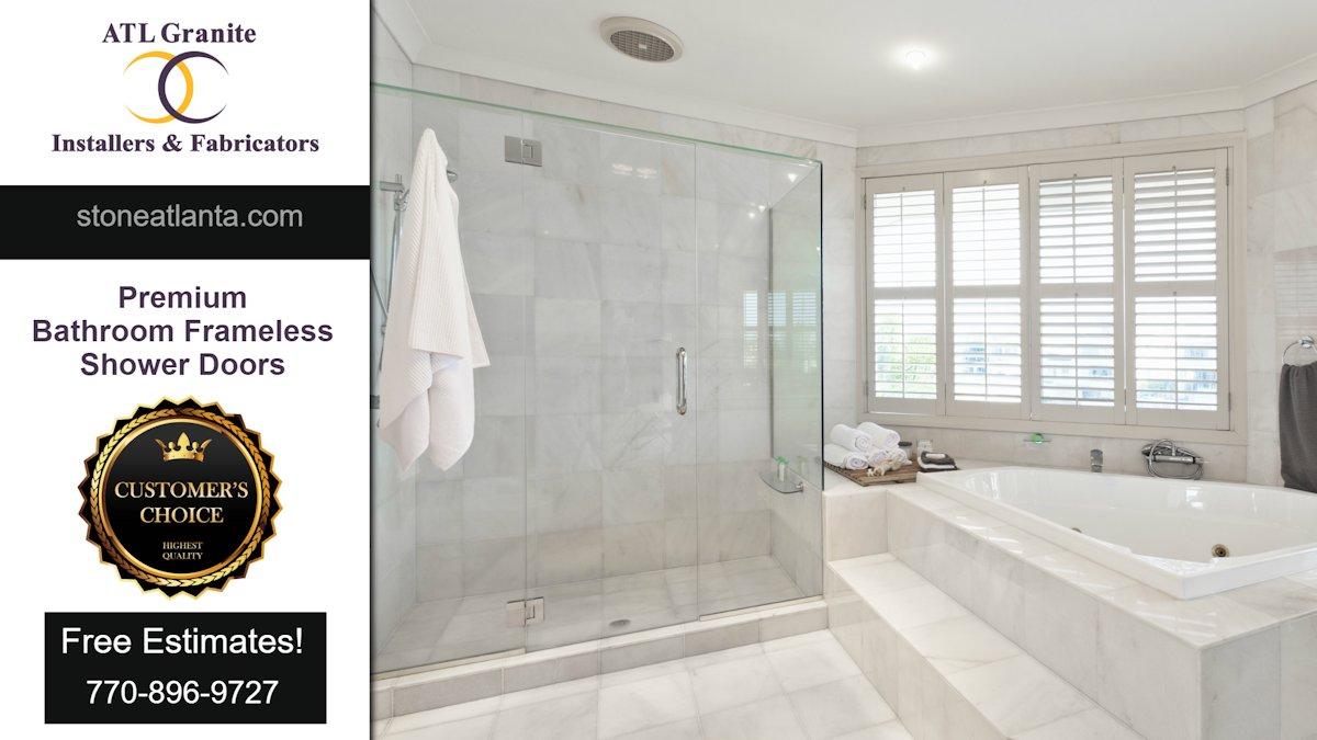 stone-atlanta-bathroom-frameless-shower-glass-doors-atl-granite-installers