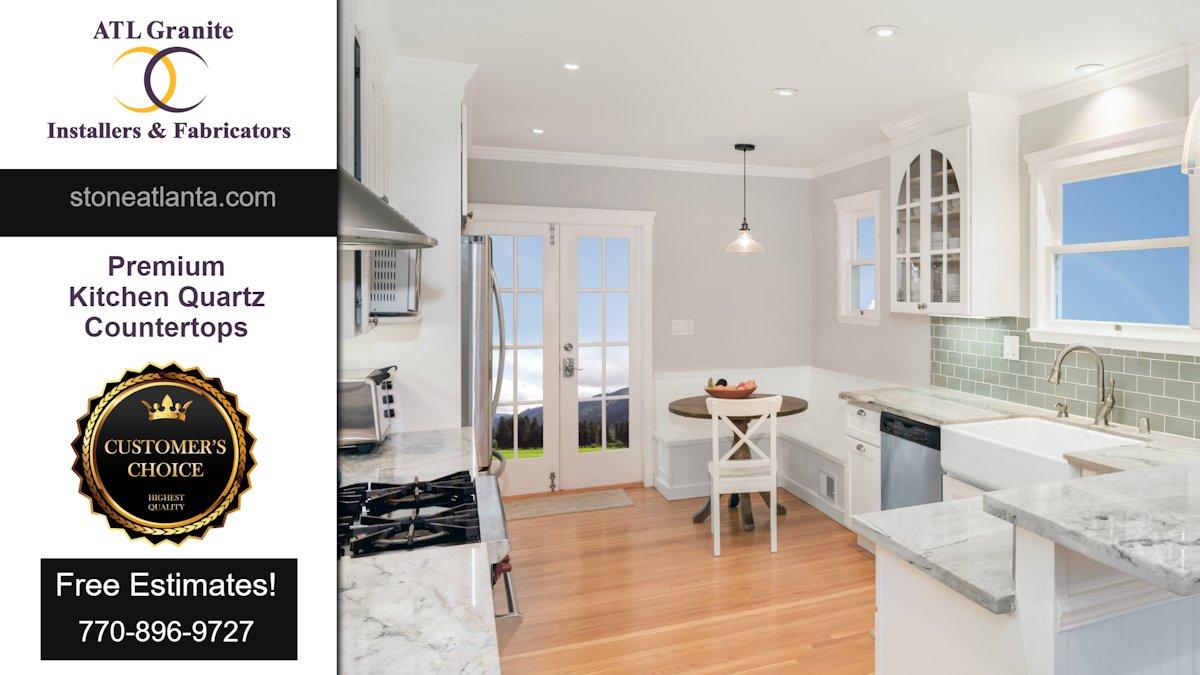 stone-atlanta-granite-countertops-gourmet-white-quartz-kitchen-gray