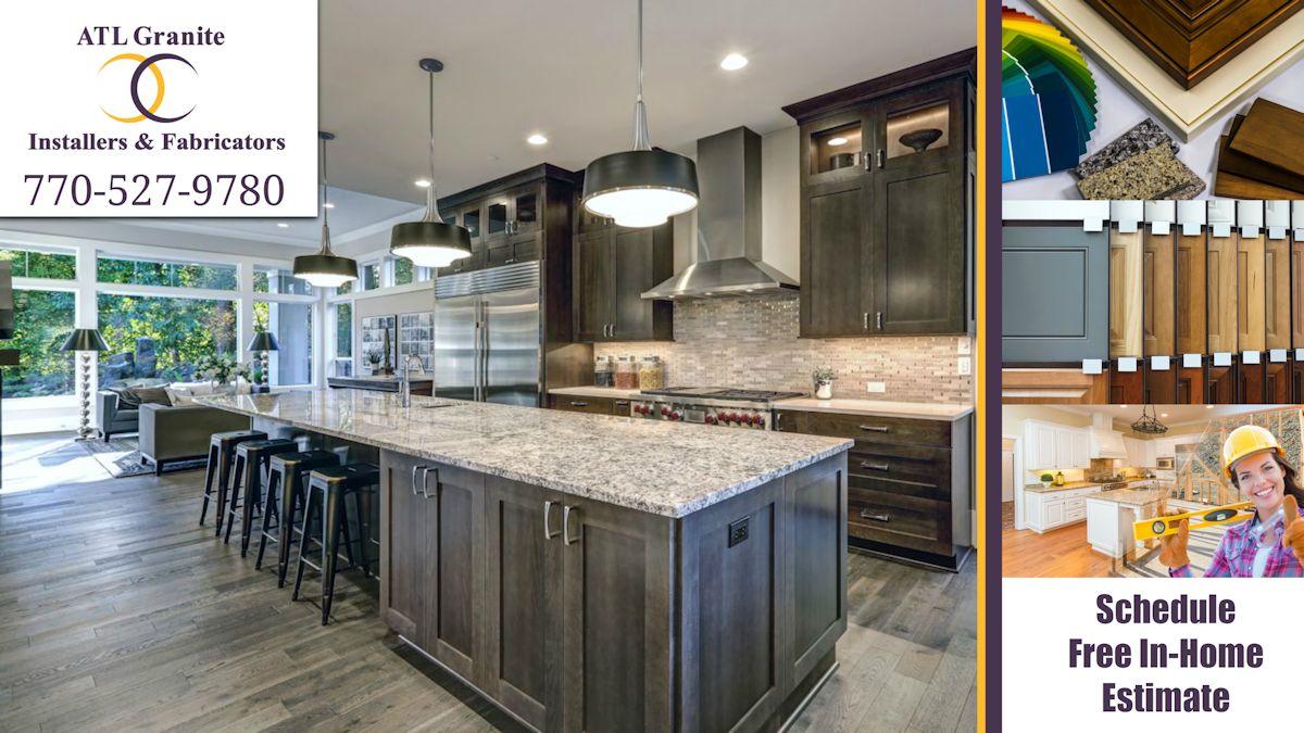 Atlanta Granite Countertops Kitchen